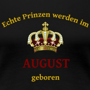 August Prinz - Frauen Premium T-Shirt