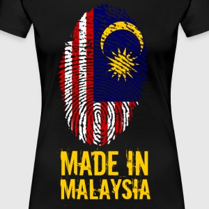Made In Malaysia / Malaysien - Frauen Premium T-Shirt
