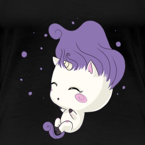 Baby Einhorn - Frauen Premium T-Shirt
