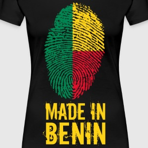 Made In Benin - Frauen Premium T-Shirt