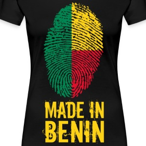 Made In Benin - Premium T-skjorte for kvinner