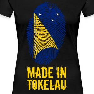 Made In Tokélaou - T-shirt Premium Femme