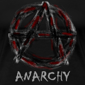 Anarchy - Women's Premium T-Shirt