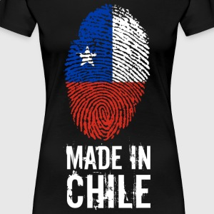 Made In Chile - Dame premium T-shirt
