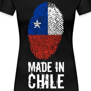 Made In Chile - Women's Premium T-Shirt