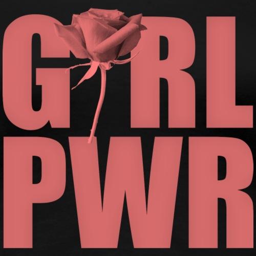 Girl power pastel colour - Frauen Premium T-Shirt