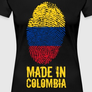 Made in Colombia / Made in Colombia Colombia - Vrouwen Premium T-shirt