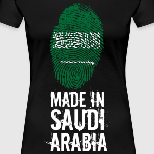 Made In Saudi Arabia / Saudi-Arabien - Frauen Premium T-Shirt