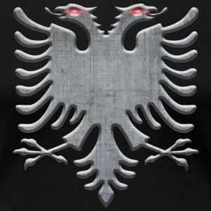 Albanian eagle iron - Women's Premium T-Shirt