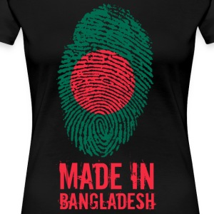 Made In Bangladesh / Bangladesh / বাংলাদেশ - T-shirt Premium Femme