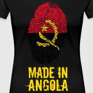 Made In Angola / Ngola - Frauen Premium T-Shirt