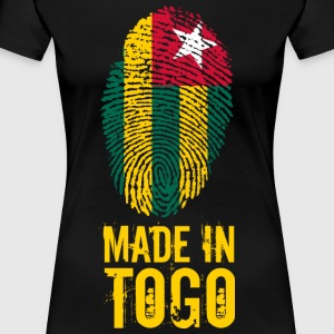 Made In Togo - Frauen Premium T-Shirt