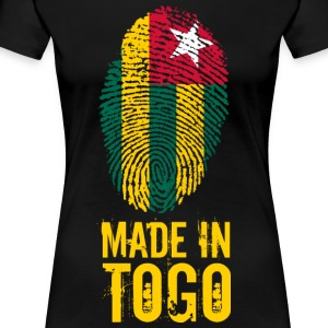 Made In Togo - Women's Premium T-Shirt