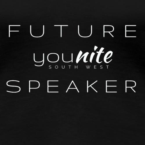 YouNite Future Speaker - Women's Premium T-Shirt