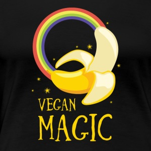 Vegan Magic - Frauen Premium T-Shirt