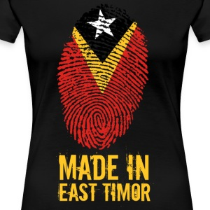 Made In East Timor / East Timor - Women's Premium T-Shirt