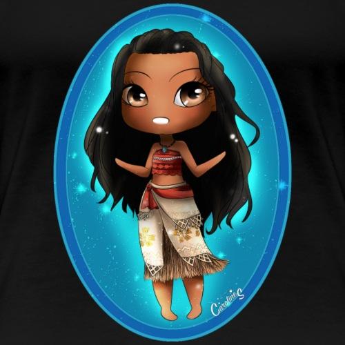 Moana - T-shirt Premium Femme