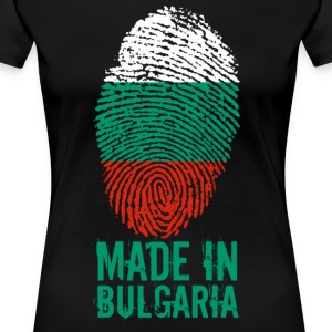 Made in Bulgaria / Made in Bulgaria България - Maglietta Premium da donna