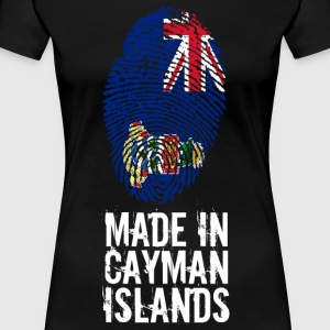 Made In Caymanøerne / Caymanøerne - Dame premium T-shirt