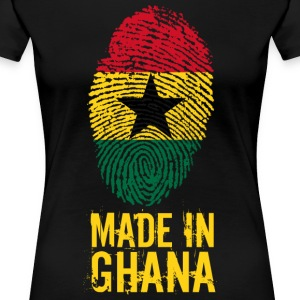 Made in Ghana / Made in Ghana - Premium T-skjorte for kvinner