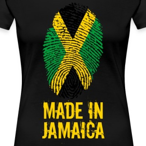 Made In Jamaica / Made in Jamaica - Premium T-skjorte for kvinner