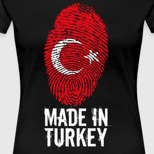 Made in Turkey / Made in Turkey Türkiye - Vrouwen Premium T-shirt