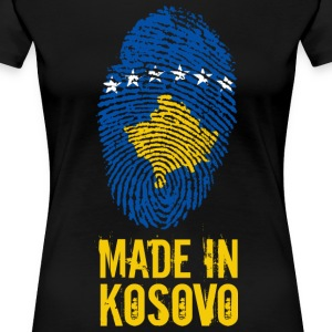 Made in Kosovo / Made in Kosovo Kosova Kosovë - T-shirt Premium Femme