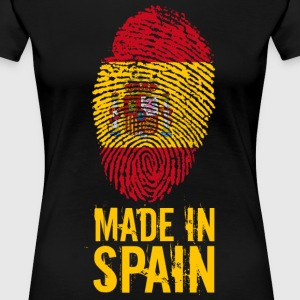 Made In Spain / Spain / España - Women's Premium T-Shirt