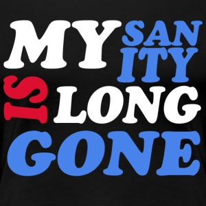 Long gone sanity, GoodbyeSanity - Women's Premium T-Shirt