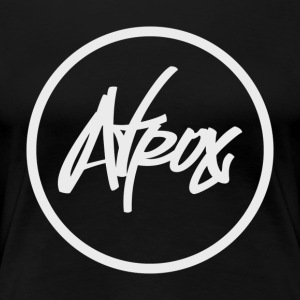 Atrox Logo White Transparent - Women's Premium T-Shirt