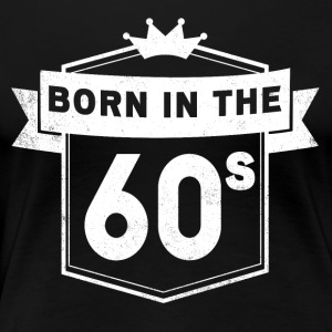 Birthday 60 - Women's Premium T-Shirt