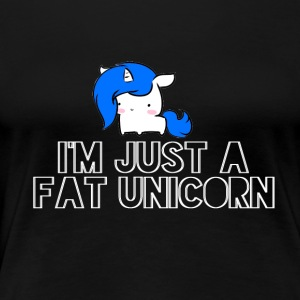 Unicorn - Thick Unicorn - Women's Premium T-Shirt