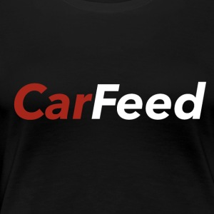 CarFeed - Women's Premium T-Shirt