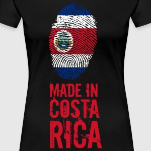 Made In Costa Rica - Women's Premium T-Shirt