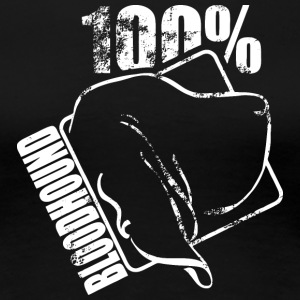 BLOODHOUND 100 - Women's Premium T-Shirt