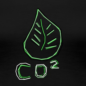 co2 - Women's Premium T-Shirt