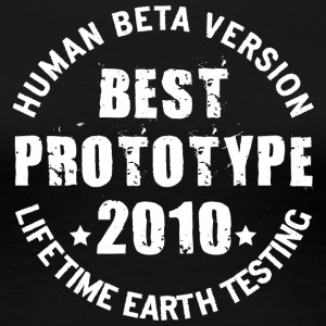 2010 - The birth year of legendary prototypes - Women's Premium T-Shirt
