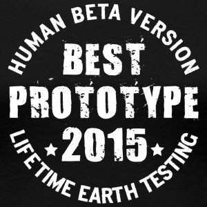 2015 - The birth year of legendary prototypes - Women's Premium T-Shirt