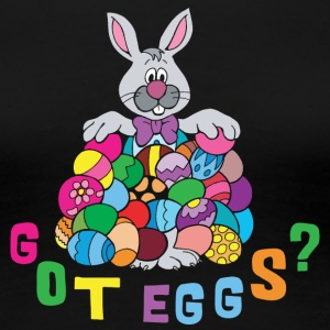 Easter Got Eggs - Women's Premium T-Shirt