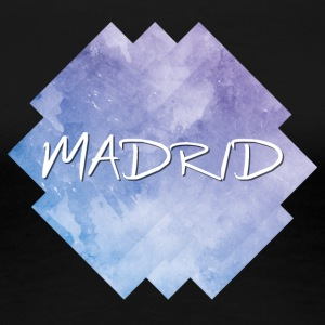 Madrid - Women's Premium T-Shirt