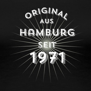 Original from Hamburg since 1971 - Women's Premium T-Shirt
