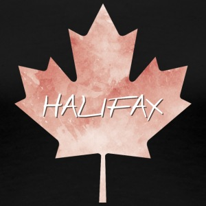 Maple Leaf Halifax - Premium-T-shirt dam