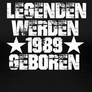 legenden89 - Frauen Premium T-Shirt