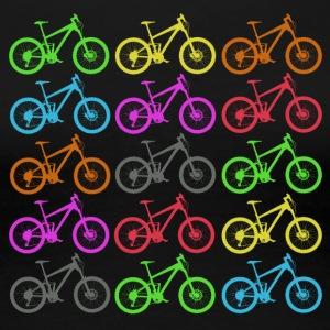 BIKE1 - Women's Premium T-Shirt