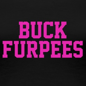 Buck Furpess - Frauen Premium T-Shirt