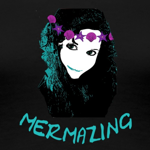 mermazing - Frauen Premium T-Shirt