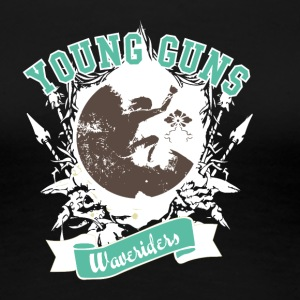 young guns 01 - Women's Premium T-Shirt