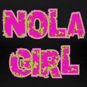 NOLA GIRL - Women's Premium T-Shirt