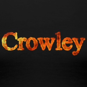 Crowley - Premium-T-shirt dam