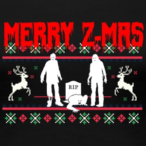 Merry Z-Mas - Women's Premium T-Shirt